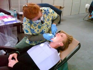 dental care for homeless