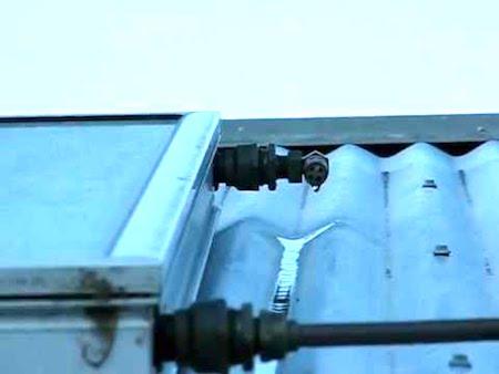 solar water heater repair